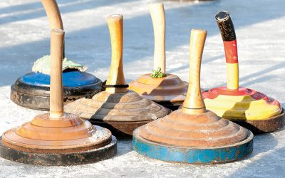 Curlingscompetitie geopend!